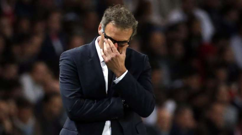 PSG : Laurent Blanc justifie son pari tactique perdu