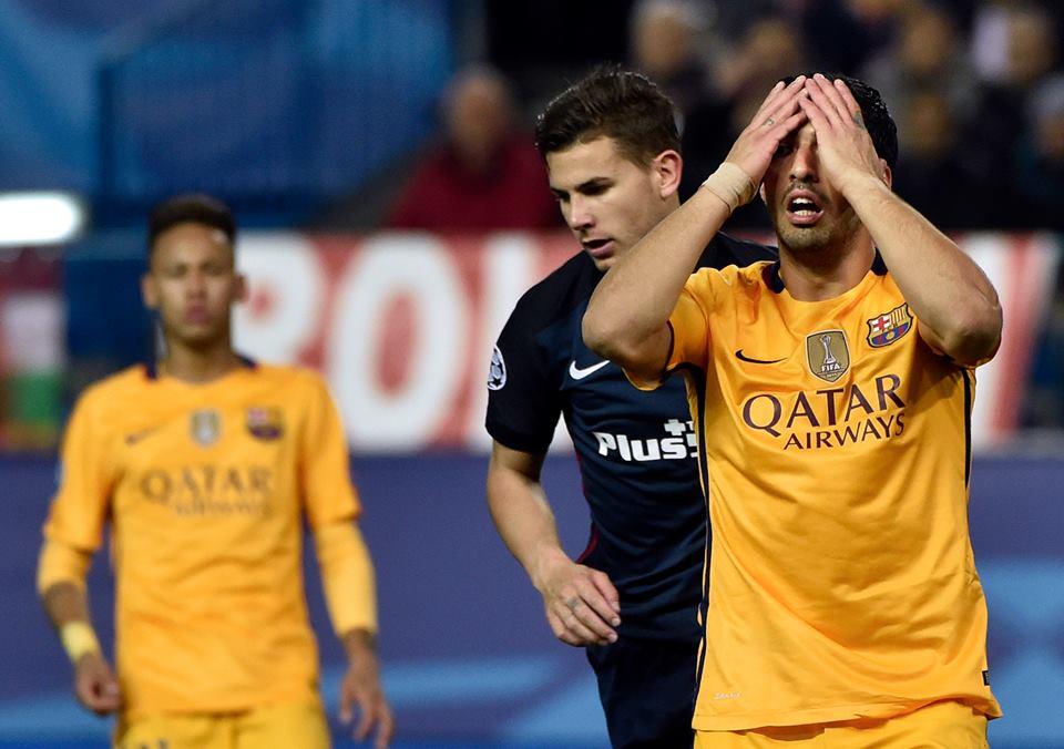 Ligue des Champions : Le Barça est tombé