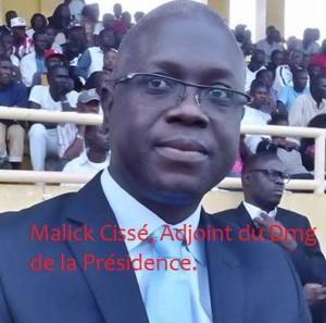 Le Non victorieux à Pikine Nord, Malick Cissé, l'adjoint du Dmg de la Présidence, envoyé au Front