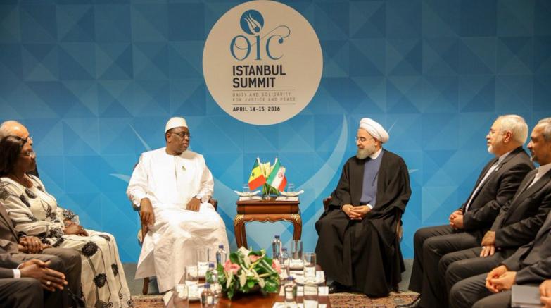 Sommet OCI : Le Sénégal et l'Iran vont développer leur coopération