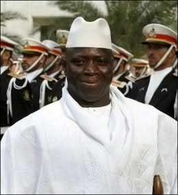 "Yaya Jammeh insulte la Communauté Internationale : "" Ce sont des chiens..."""