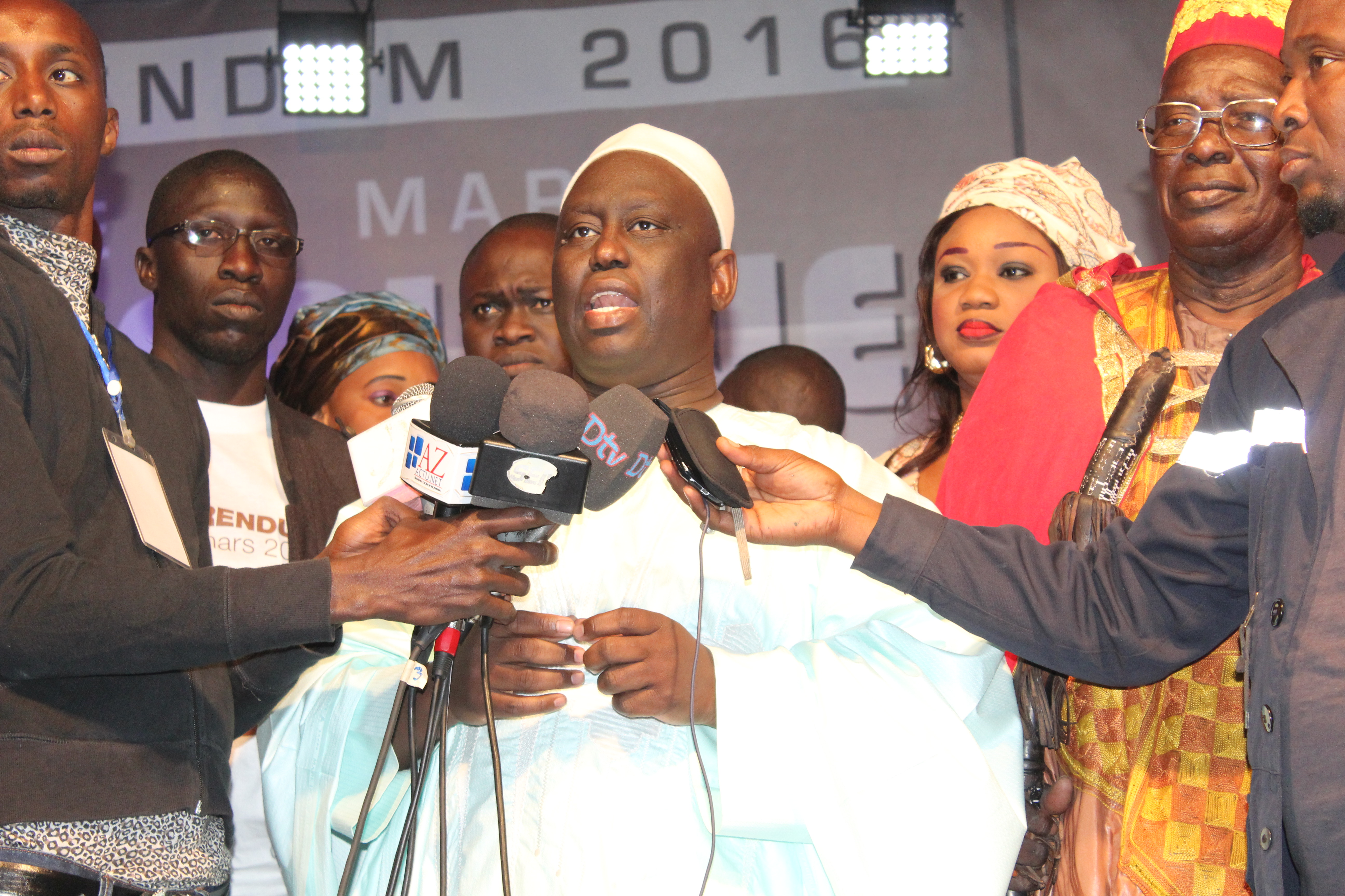 Kolda : Aliou Sall appelle les maires Apr à mouiller le maillot pour la réélection de Macky Sall