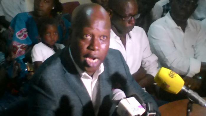 M'BACKÉ / SERIGNE SOW ATTAQUE GALLO BA : « Des 45 millions, le MRDP n'a reçu que 25 000 francs Cfa ! »