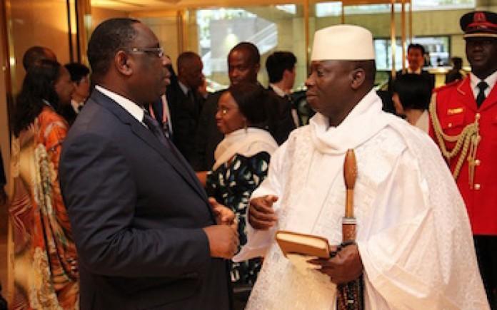 Gambie ou les incohérences d'une enclave