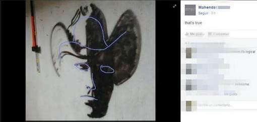 Un nouveau défi sur Facebook : Que voyez-vous sur cette image?