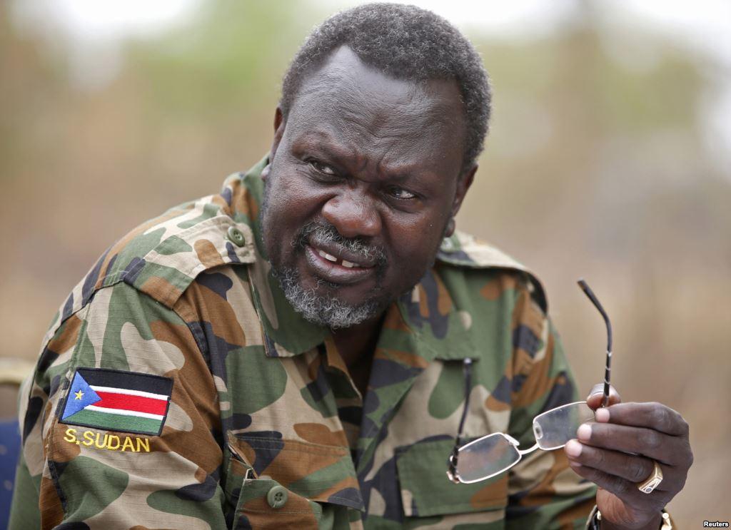 Soudan du Sud : Le chef rebelle Riek Machar de retour à Juba pour reprendre ses fonctions de vice-président