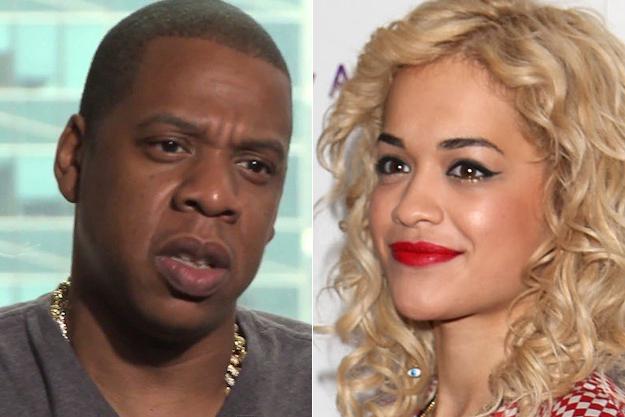 Rita Ora dément : Elle n'est pas la maîtresse de Jay-Z