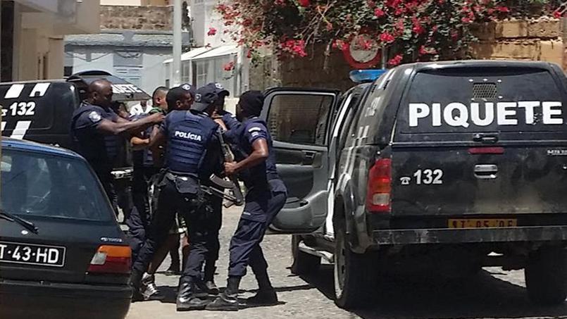 Attaque à Praia : Un jeune militaire cap-verdien arrêté