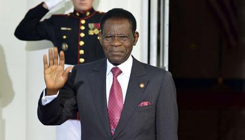 Guinée équatoriale: au pouvoir depuis 1979, Theodoro Obiang Nguema réélu président avec un score de 93,7%