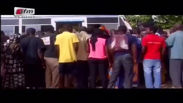 Grand-Dakar : Un Guinéen chute du 3ème étage de l'immeuble où il logeait