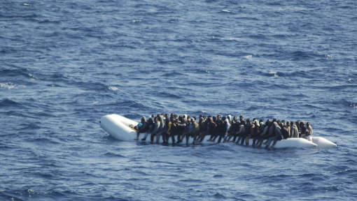 84 migrants disparaissent au large de la Libye