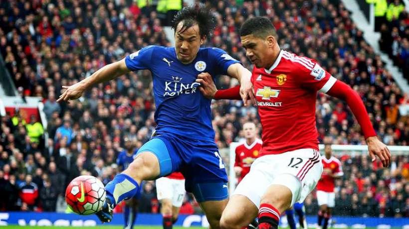 Manchester United gâche la fête de Leicester