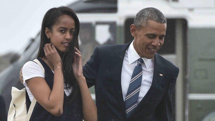 Comme ses parents, la fille aînée de Barack Obama va entrer à Harvard