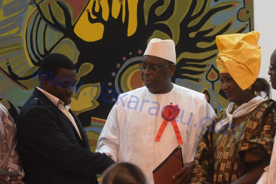 1er Mai : Mademba Sock, « le leweul » du Président et la répartie de Macky Sall