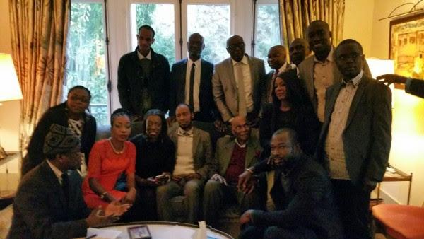 Versailles : Wade lance des piques aux leaders de l'opposition