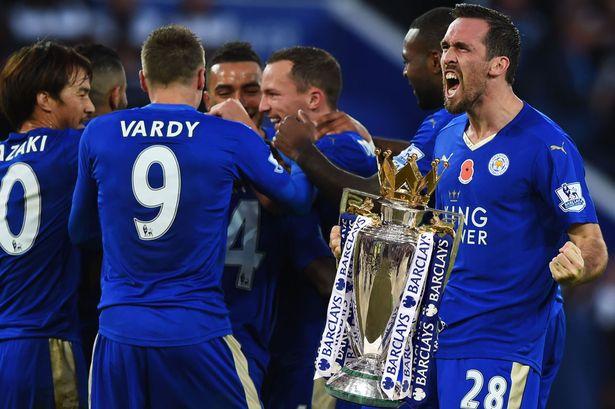 Officiel : Leicester est champion d'Angleterre !