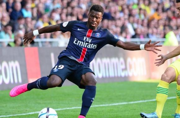 Le PSG envisage de vendre Serge Aurier pour 30 M€