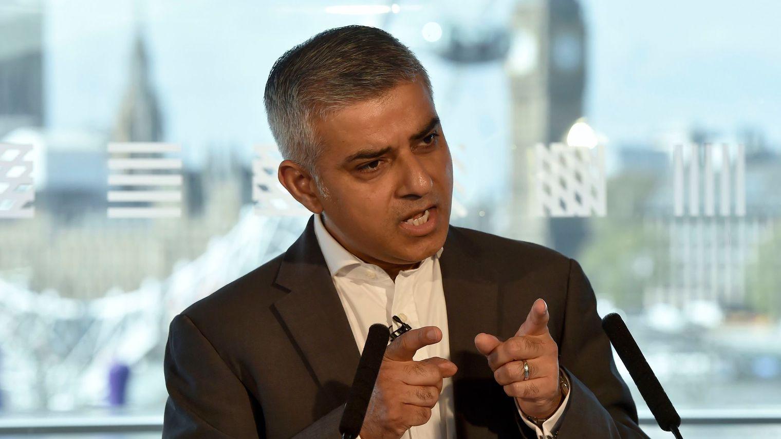 LONDRES : Sadiq Khan pourrait devenir le premier maire musulman d'une capitale européenne