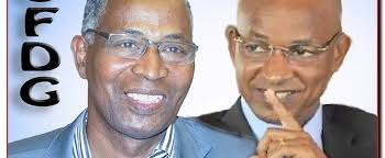 Réconciliation et décrispation : Cellou Dalein Diallo et Bah Woury se retrouvent