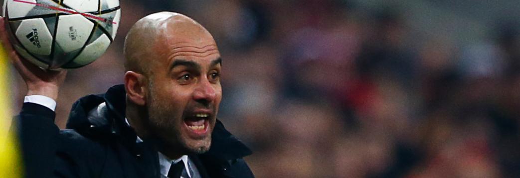 Pep Guardiola s'en est pris aux soigneurs du Bayern