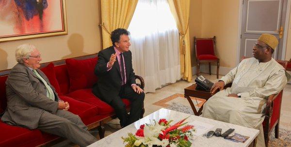 Forum sur le monde arabe : Macky Sall a reçu Jack Lang