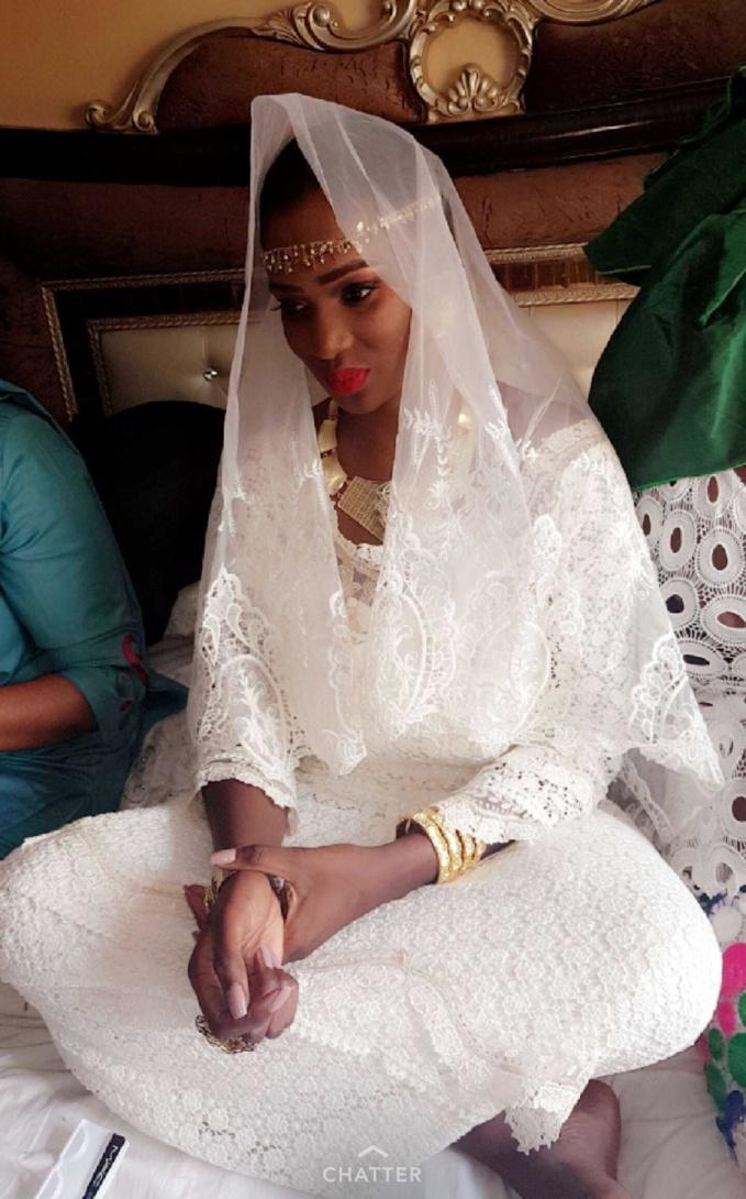 CARNET BLANC : Mame Diarra Thiam alias Lissa s'est mariée