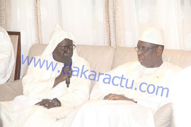 Seydina Issa Laye remercie le président Macky Sall pour sa volonté d'installer un dialogue social sincère