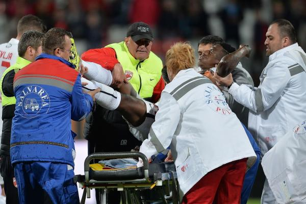 Enquête en Roumanie après le décès du joueur camerounais Patrick Ekeng (Jeune Afrique)
