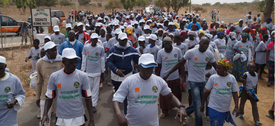 Popenguine : Clôture du Programme And défar Sunu Ngokh