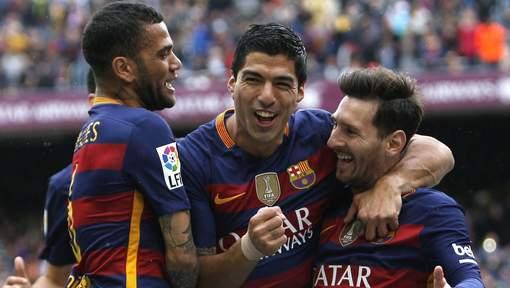Le Barça ne tremble pas, l'Atletico craque, le Real reste dans le coup