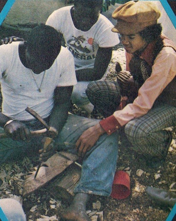SOUVENIR : Michael Jackson à Dakar en 1975