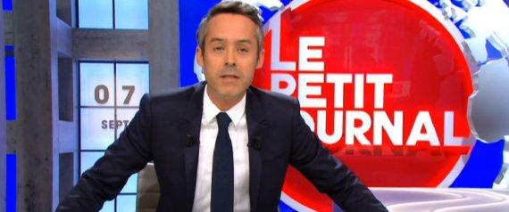 """Yann Barthès va quitter """"Le Petit Journal"""" et Canal+ à la fin de la saison"""