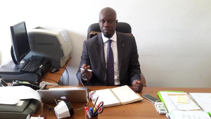 """Ousmane Sonko, Inspecteur des Impôts : """" Les députés sénégalais ne paient pas l'impôt """""""