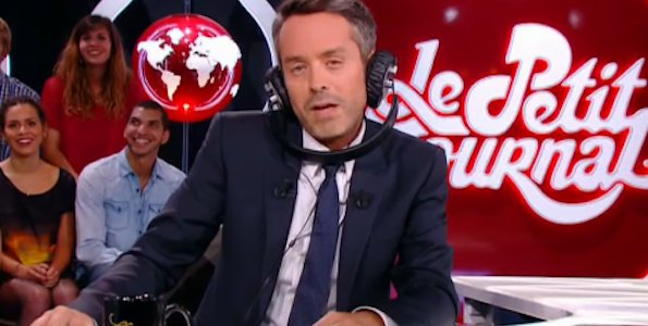 C'est officiel : Yann Barthès rejoint le groupe TF1