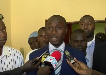 """Réaction à la sortie d'Abdoul M'baye contre le régime : « On ne demande pas à un amateur du désastre ce qu'il préconise » Lass Badiane (Mouvement """"Dieum kanam"""")"""