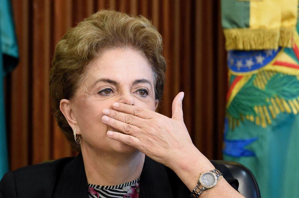 Brésil : Dilma Rousseff écartée du pouvoir