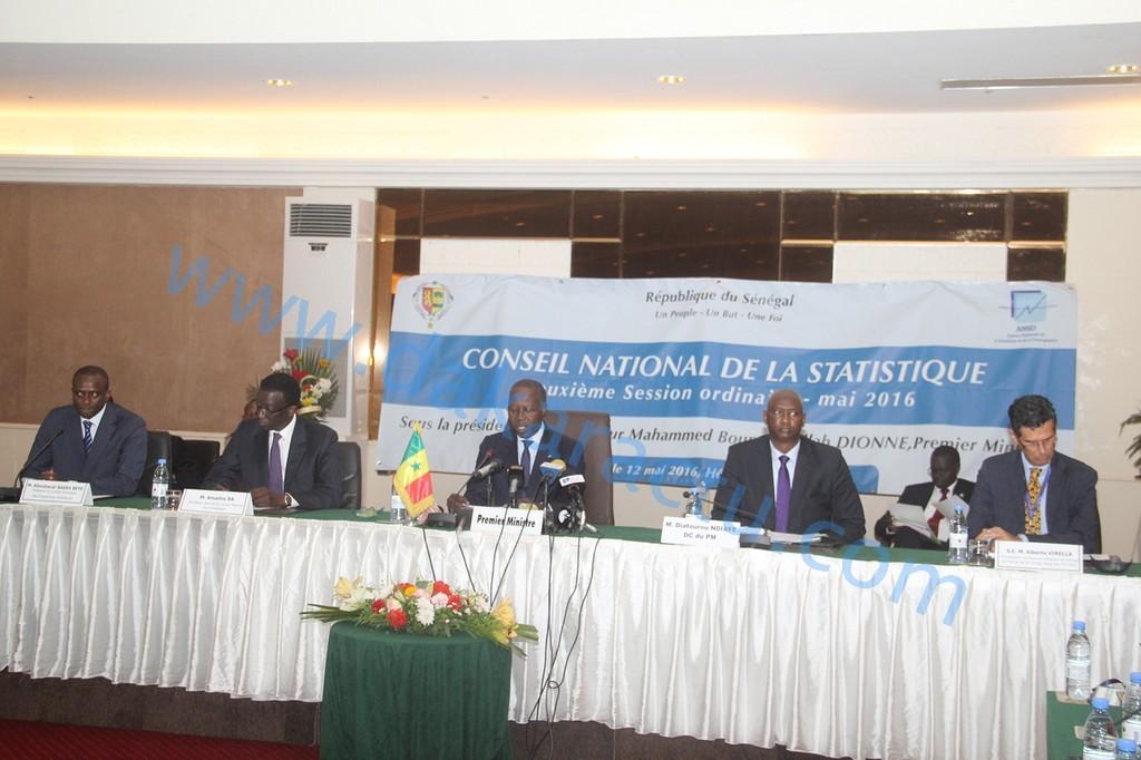 Diffusion des données statistiques : Le Sénégal veut accélérer son adhésion à la Norme spéciale du FMI      (IMAGES)