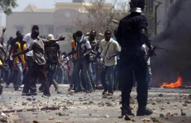 Intifada à Ouakam :  Forces de l'ordre et populations s'affrontent depuis 5 heures du matin