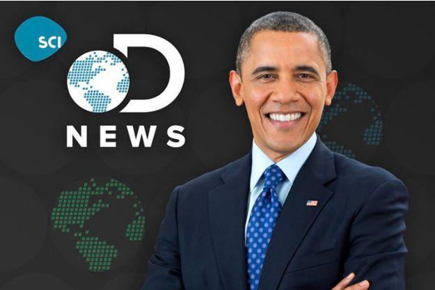 Barack Obama devient animateur télé