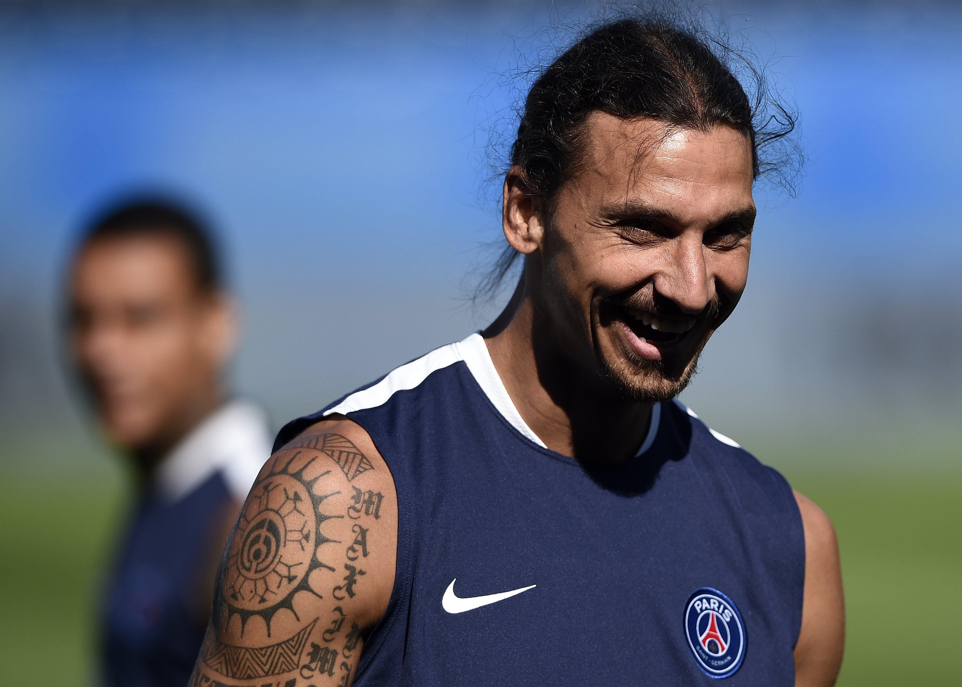 Ibrahimovic va « Zlataner » » le PSG : Retour sur la carrière fantastique du longiligne attaquant