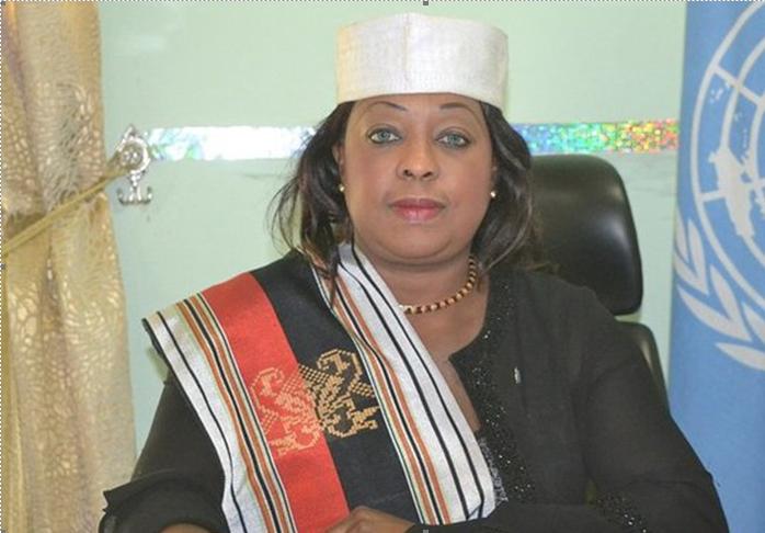 Nomination de Fatma Samoura comme nouvelle SG de la Fifa : Le président Macky Sall lui adresse ses félicitations