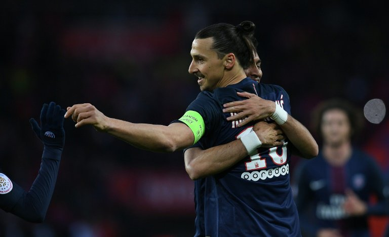 Paris Saint-Germain : Zlatan Ibrahimovic bat le record parisien de buts (38) sur une saison
