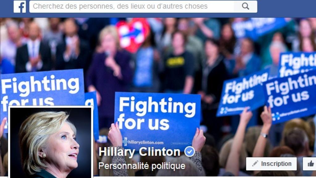 Etats-Unis: Facebook est-il (trop) démocrate?