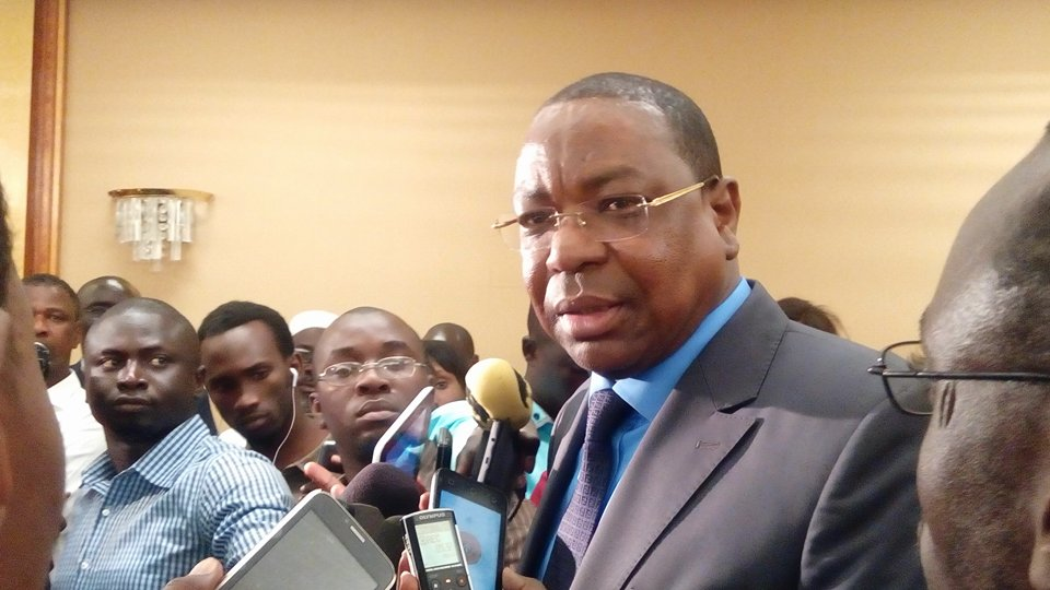 Affaire Boy Djinné : « La Gambie va examiner le dossier », selon Mankeur N'diaye
