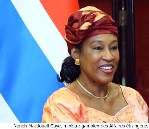 """Banjul se félicite des """"points de convergence"""" trouvés avec Dakar (Ministre)"""