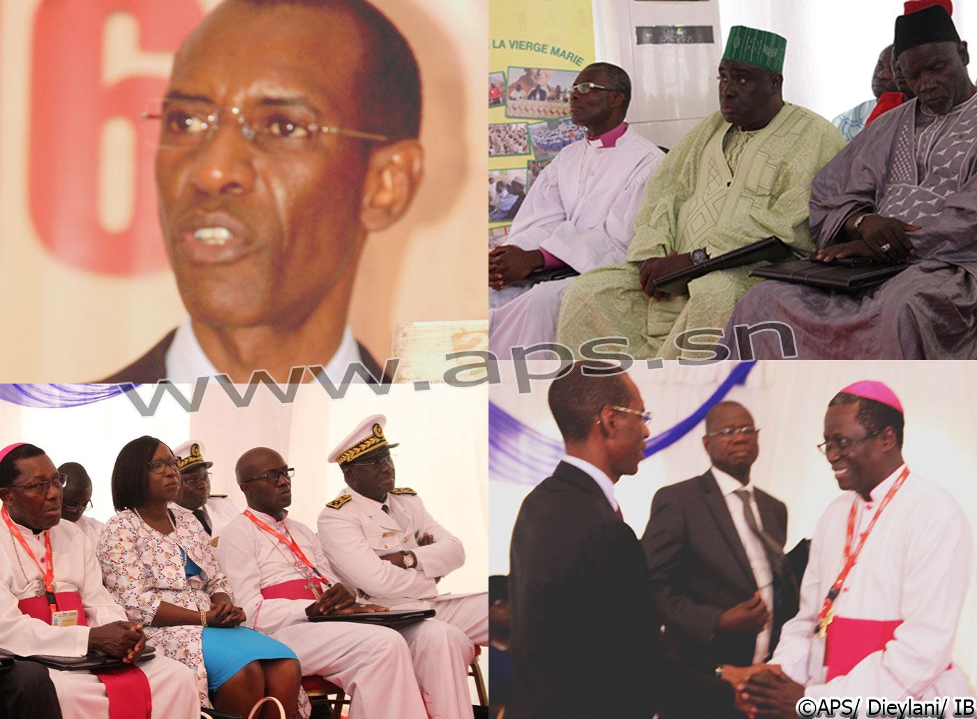 Abdoulaye Daouda Diallo magnifie l'appel à la miséricorde lancé par l'Eglise sénégalaise