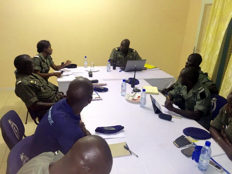 Bilan sécuritaire Popenguine de la gendarmerie : 30 personnes interpellées et 8 accidents constatés