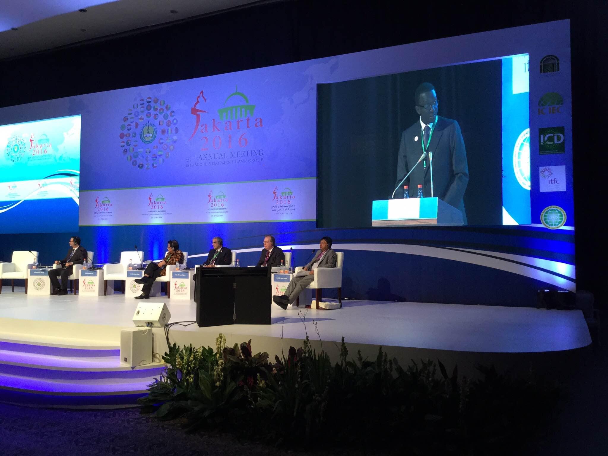 Assemblées annuelles BID : la coopération avec le Sénégal est de 578 milliards de FCFA