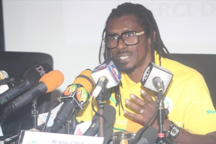 ELIMINATOIRES CAN 2017 : Aliou Cissé a publié la liste des 23 Lions