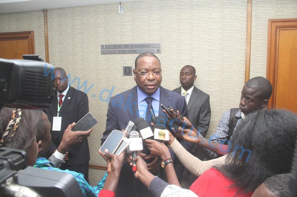 Conférence ministérielle Italie/Afrique sur la sécurité : Mankeur N'diaye liste les solutions pour éradiquer le fléau